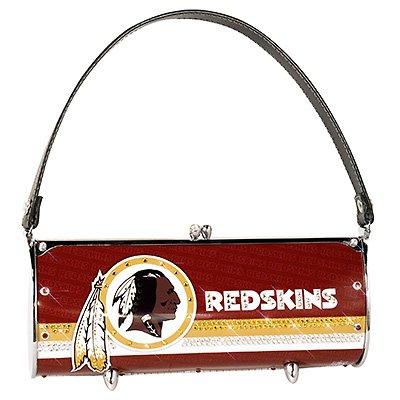 Washington Redskins Littlearth Fender Flair Purse Bag Swarovski Crystals Gift