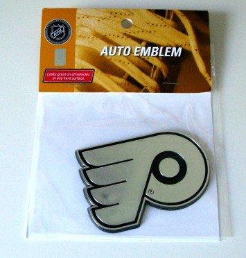Philadelphia Flyers Chrome Auto Car Emblem Gift