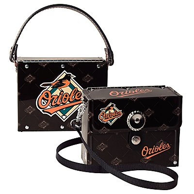 Baltimore Orioles Littlearth Fanatic License Plate Purse Bag Gift