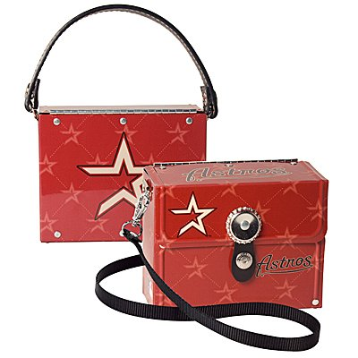 Houston Astros Littlearth Fanatic License Plate Purse Bag Gift