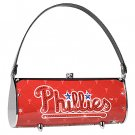 Philadelphia Phillies Littlearth Fender Flair Purse Bag Swarovski Crystals Gift