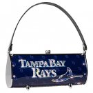 Tampa Bay Devil Rays Littlearth Fender Flair Purse Bag Swarovski Crystals