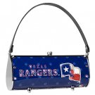 Texas Rangers Littlearth Fender Flair Purse Bag Swarovski Crystals Gift