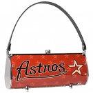 Houston Astros Littlearth Fender License Plate Purse Bag Gift