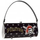 Pittsburgh Pirates Littlearth Fender License Plate Purse Bag Gift