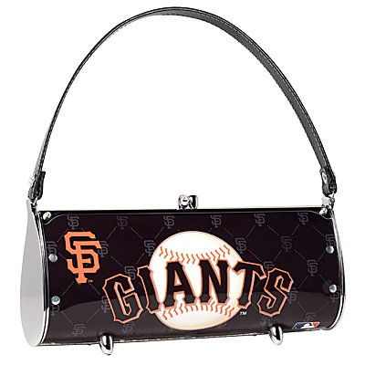 San Francisco Giants Littlearth Fender License Plate Purse Bag Gift