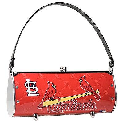 St. Louis Cardinals Littlearth Fender License Plate Purse Bag Gift