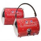 Philadelphia Phillies Littlearth Super Cyclone License Plate Purse Bag Gift