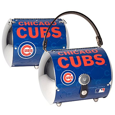 Chicago Cubs Littlearth Super Cyclone License Plate Purse Bag Gift