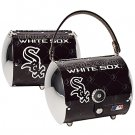 Chicago White Sox Littlearth Super Cyclone License Plate Purse Bag Gift