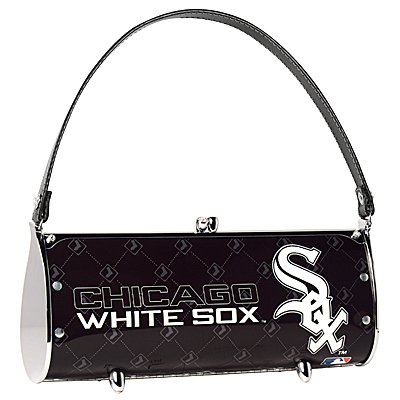 Chicago White Sox Littlearth Fender License Plate Purse Bag Gift
