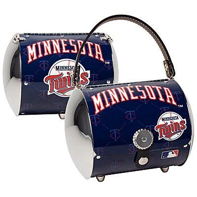 Minnesota Twins Littlearth Super Cyclone License Plate Purse Bag Gift