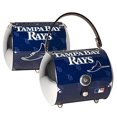 Tampa Bay Devil Rays Littlearth Super Cyclone License Plate Purse Bag Gift