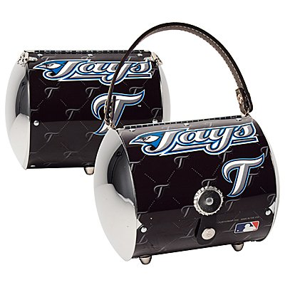 Toronto Blue Jays Littlearth Super Cyclone License Plate Purse Bag Gift