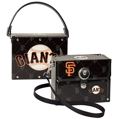 San Francisco Giants Littlearth Fanatic License Plate Purse Bag Gift