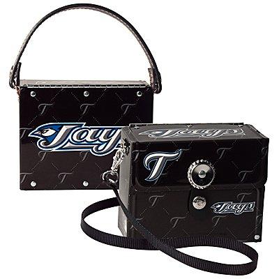 Toronto Blue Jays Littlearth Fanatic License Plate Purse Bag Gift