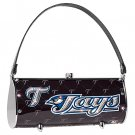 Toronto Blue Jays Littlearth Fender Flair Purse Bag Swarovski Crystals Gift