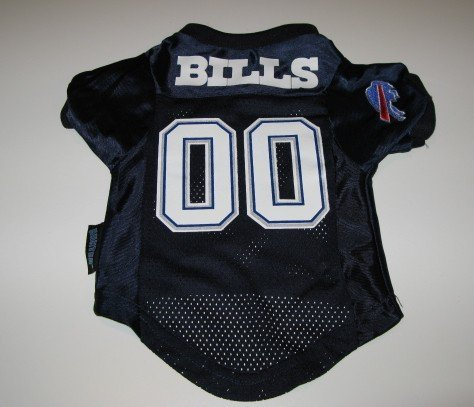 Buffalo Bills Pet Dog Football Jersey Premium Gift Large