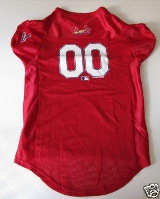 St. Louis Cardinals Pet Dog Baseball Jersey Shirt Premium Gift XL