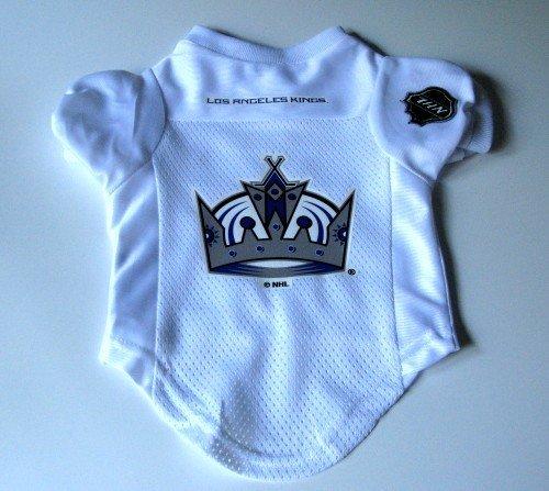 Los Angeles Kings Pet Dog Hockey Jersey Premium Small Gift