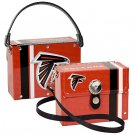 Atlanta Falcons Littlearth Fanatic License Plate Purse Bag