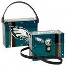 Philadelphia Eagles Littlearth Fanatic License Plate Purse Bag