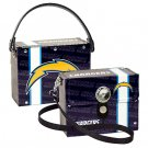 San Diego Chargers Littlearth Fanatic License Plate Purse Bag Gift