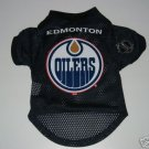 Edmonton Oilers Pet Dog Hockey Jersey Gift Size Medium
