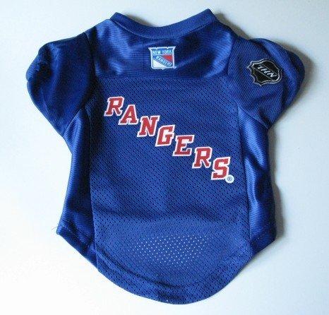 New York Rangers Pet Dog Hockey Jersey Premium Small Gift