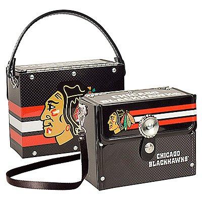 Chicago Blackhawks Littlearth Fanatic License Plate Purse Bag Gift