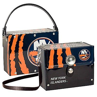 New York Islanders Littlearth Fanatic License Plate Purse Bag Gift