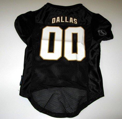 Dallas Stars Pet Dog Hockey Jersey Premium Large Gift