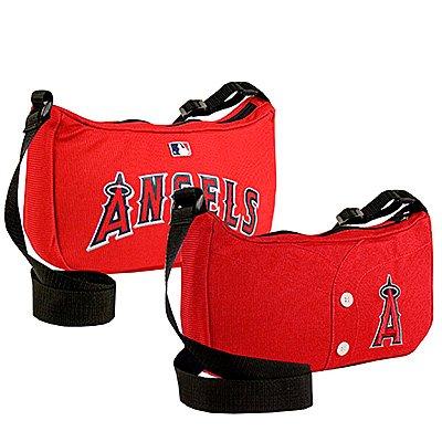 Los Angeles Angels Baseball Jersey Purse Bag