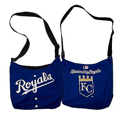 Kansas City Royals Littlearth Home Run Baseball Jersey Tote Bag Gift