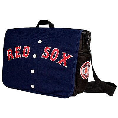 Boston Red Sox Littlearth Baseball Jersey Messenger Bag Gift