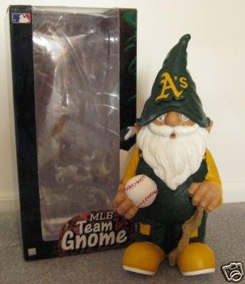 Oakland A's Athletics Garden Gnome Figure Indoor/Outdoor Gift