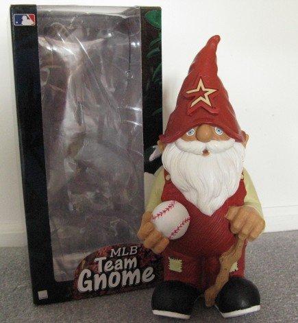 Houston Astros Garden Gnome Figure Indoor/Outdoor Gift
