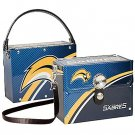 Buffalo Sabres Littlearth Fanatic License Plate Purse Bag Gift