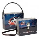 Columbus Blue Jackets Littlearth Fanatic License Plate Purse Bag Gift