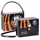 New York Islanders Littlearth Fanatic License Plate Purse Bag Gift