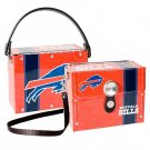 Buffalo Bills Littlearth Fanatic License Plate Purse Bag Gift