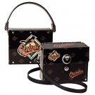 Baltimore Orioles Littlearth Fanatic License Plate Purse Bag Gift