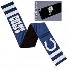 Indianapolis Colts Littlearth Football Jersey Scarf w/ Pocket