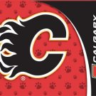 Calgary Flames Dog Pet Food/Water Padded Mat Placemat Gift