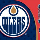 Edmonton Oilers Dog Pet Food/Water Padded Mat Placemat Gift