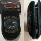 San Jose Sharks GameWear Hockey Puck Cell Phone Case