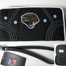 Jacksonville Jaguars Littlearth CAPtivate Wristlet Wallet