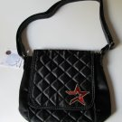 Houston Astros Littlearth Quilted Cross-Body Purse Bag