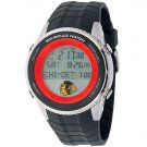 Chicago Blackhawks GameTime NHL Schedule Watch w/ Anthem and Alarm