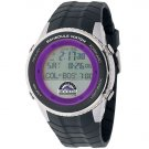 Colorado Rockies GameTime MLB Schedule Watch w/ Song and Alarm